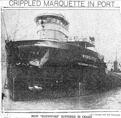 SS Marquette