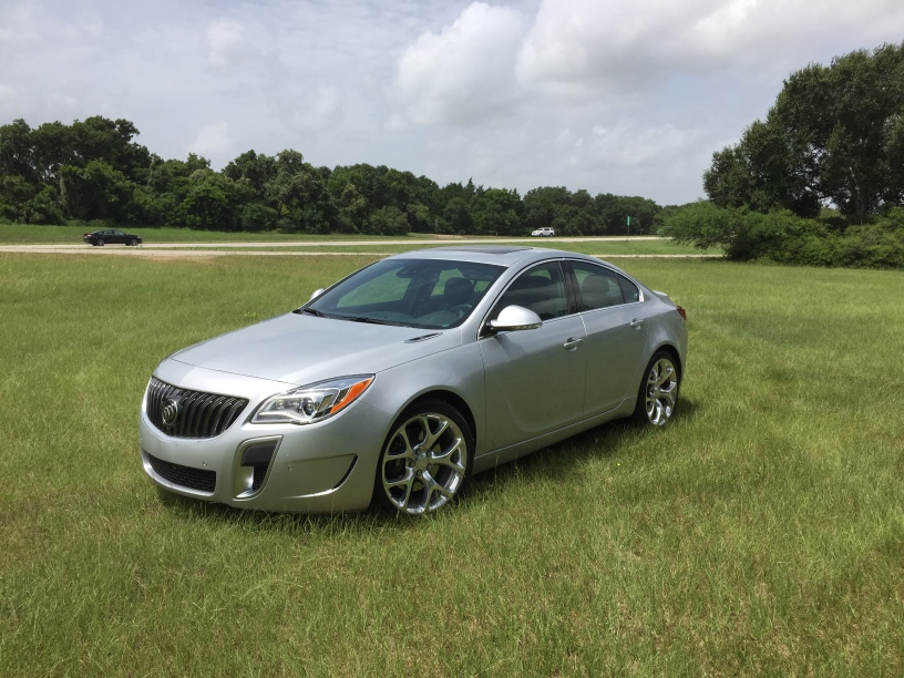2016 buick regal gs tailored made performance jesus behind the wheel. Black Bedroom Furniture Sets. Home Design Ideas