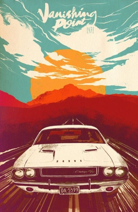 Vanishing Point A Driver S Fantasy Explained Jesus