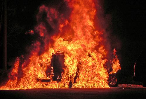 fire-van
