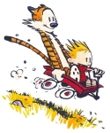 freeios7.com_apple_wallpaper_calvin-and-hobbes-fly_iphone4