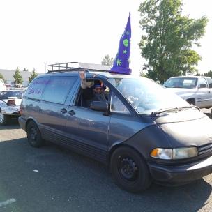 Wizard Van