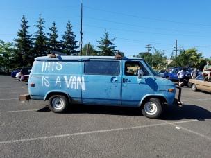 """""""This is a van"""""""