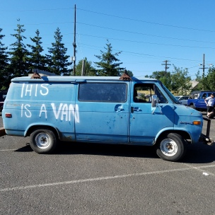 """This is a van"""