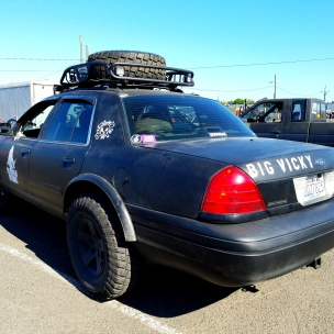Great name for a Crown Vic