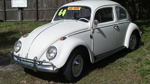 used beetle