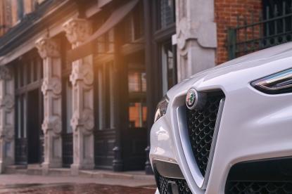 2018 Alfa Romeo Stelvio Ti Lusso
