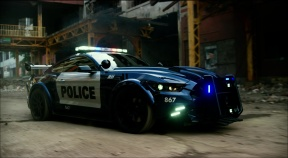 Ford-Mustang-Police-CarAutobot-in-Transformers-5-The-Last-Knight-1