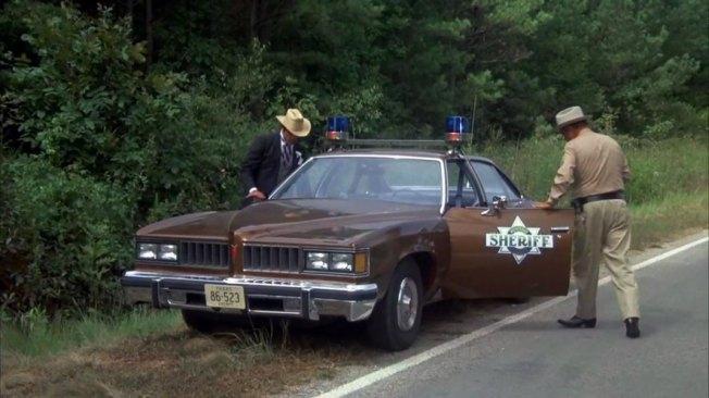 s&b cop car