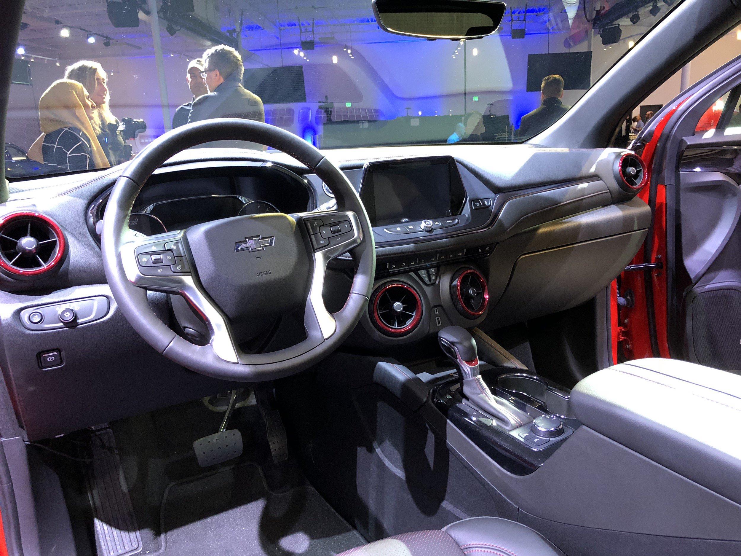 2019 Chevrolet Blazer – Reboot of a Cult Classic Brings ...