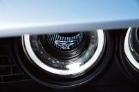Driver-side functional Air-Catcher™ headlamp of 2019 Dodge Challenger SRT Hellcat Redeye Widebody