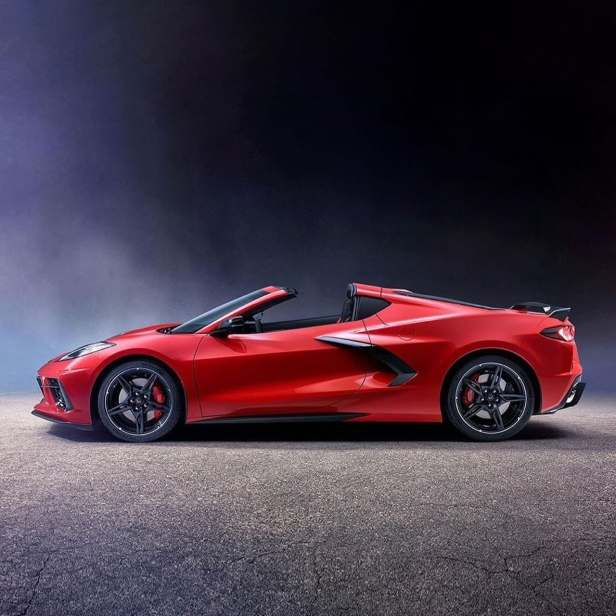 Let's Face It, The Corvette C8 Is Not For Baby Boomers