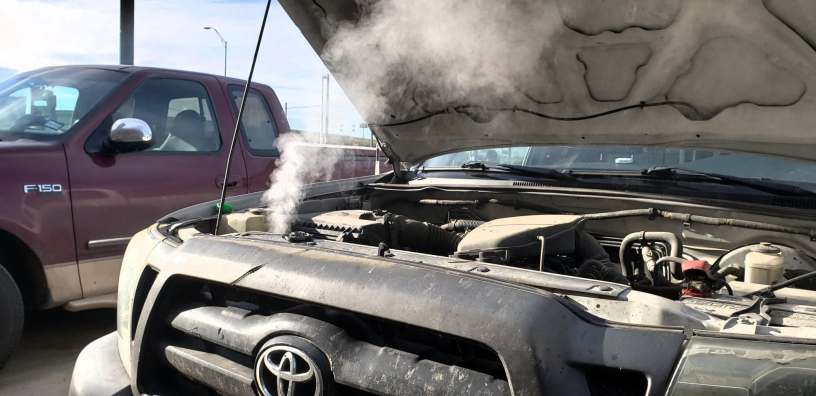 What To Do If Car Overheats >> Do You Know What To Do If Your Car Overheats Jesus Behind