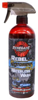Renegade Products Waterless Wash