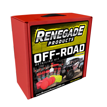 Renegade Products Off Road Detailing Kit