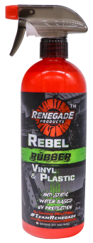 Renegade Products Vinyl & Plastic