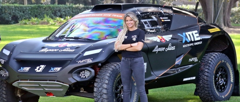 Christine GZ Hispano Suiza Xite Energy Racing