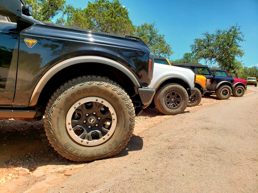 2021 Ford Bronco Off Road