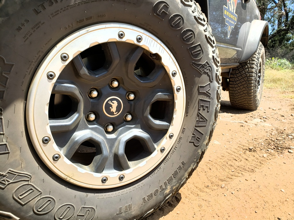 2021 Ford Bronco Off Road Sasquatch