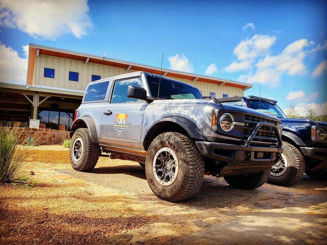 2021 Ford Bronco Base Sasquatch